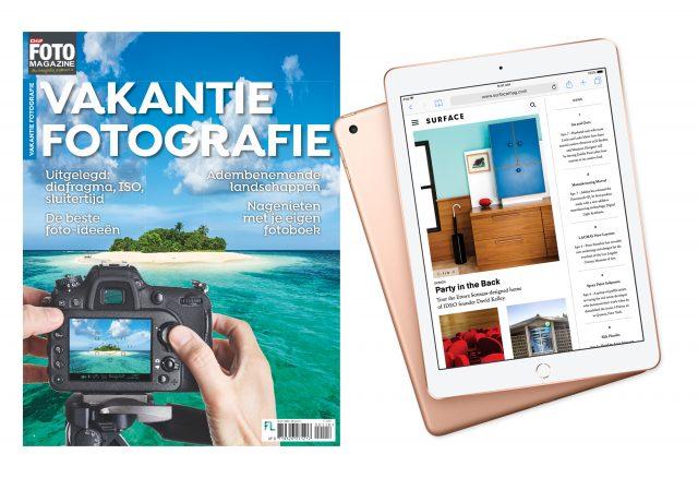 CHIP-Foto-Magazine-Vakantiefotografie-en-iPad