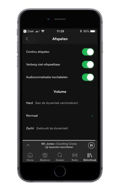 audionormalisatie