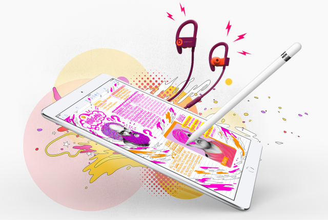 Back to School 2018 iPad Pro met Beats