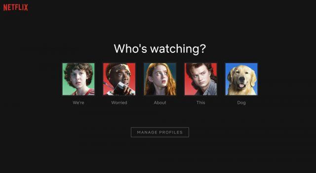 Netflix profielfoto wijzigen