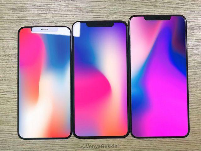 Onderdelen iPhone 2018 gelekt
