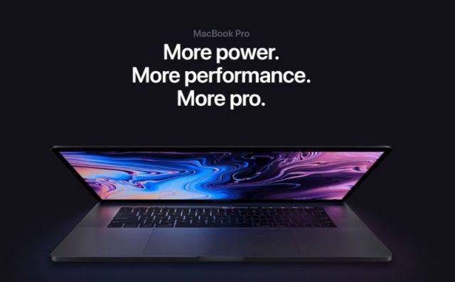 prijs MacBook Pro 2018