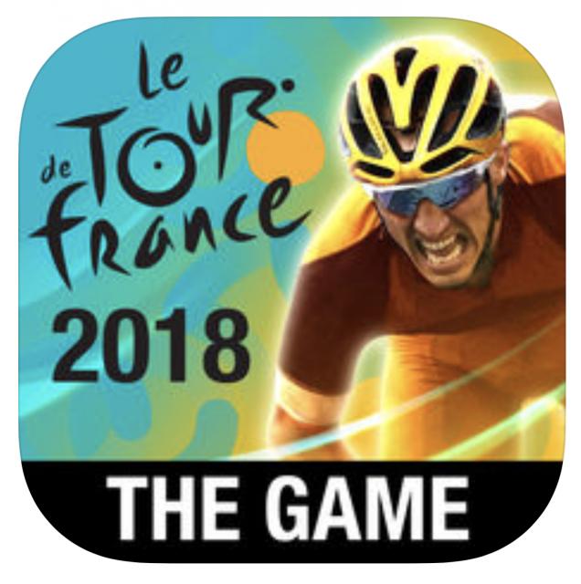 officiële Tour de France app