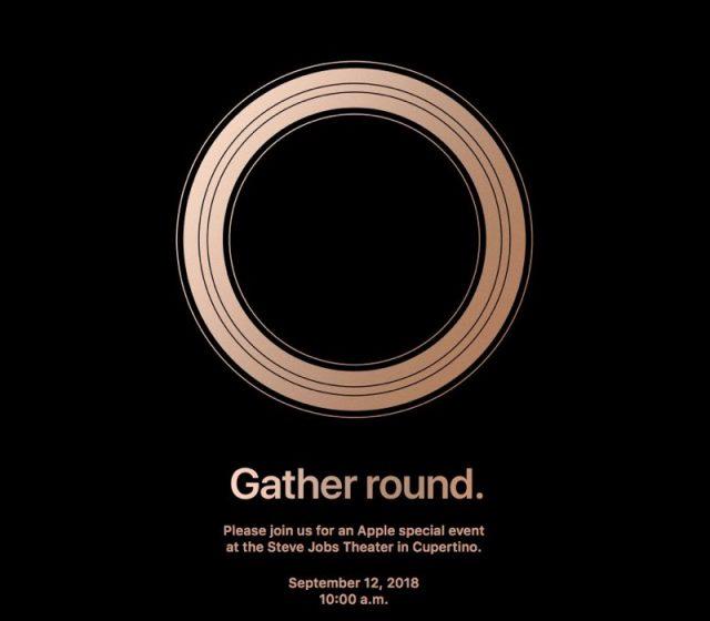Apple event 12 september