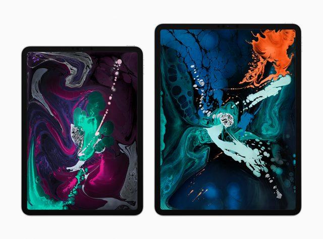 nieuwe iPad Pro ontwerp