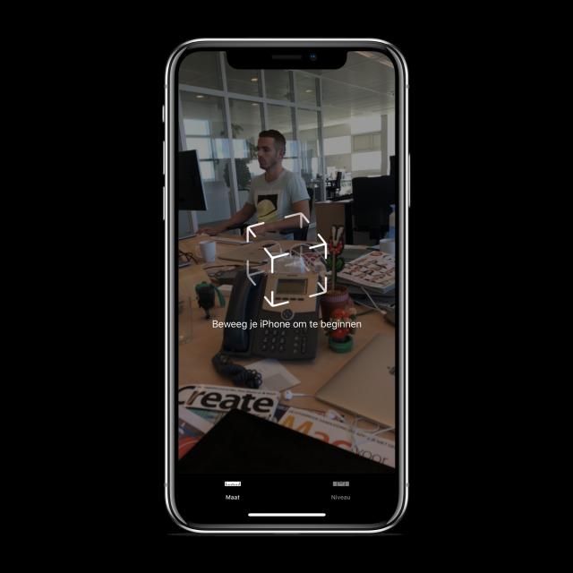 meten iOS 12