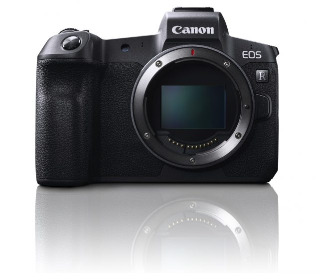 Canons EOS R