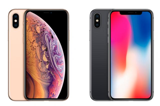 iPhone XS iPhone X verschillen