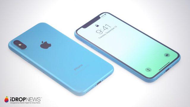 iPhone Xc concept