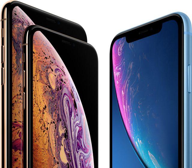 iPhone Xs (Max) en Xr