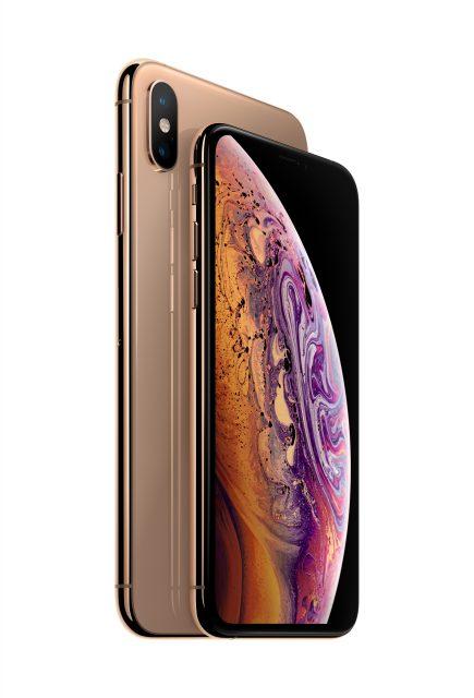 verschil iPhone Xs en iPhone Xs Max