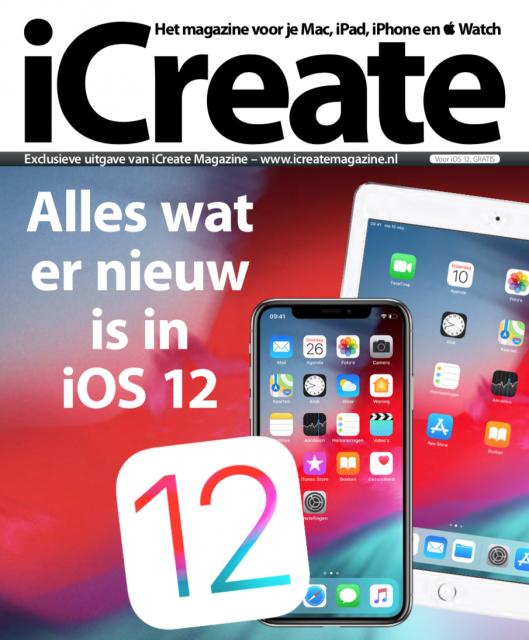 iOS 12 gids iCreate