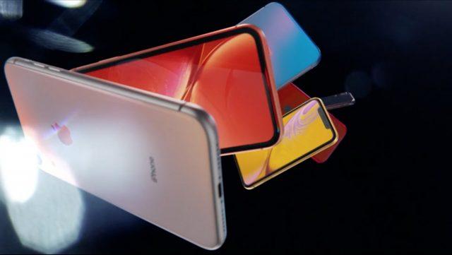 iPhone 10r kleuren