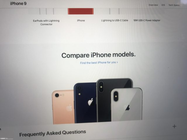 iPhone 9 accessoires