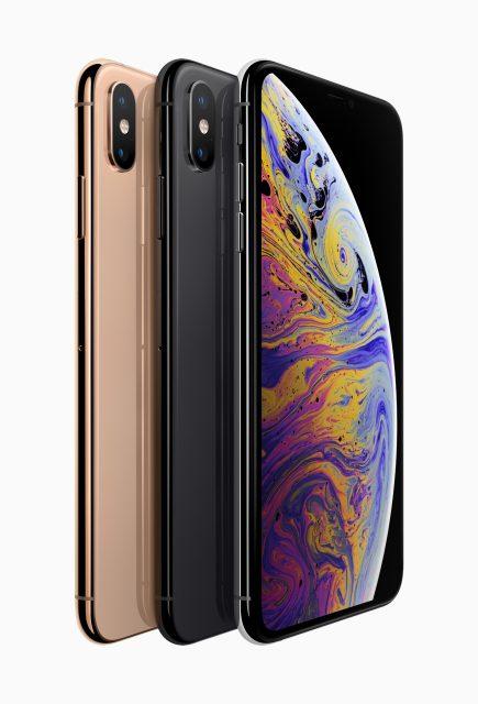 iPhone XS nieuwe modellen