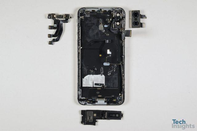 Productiekosten iPhone XS Max
