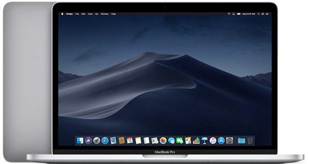 MacBook Pro vergelijk