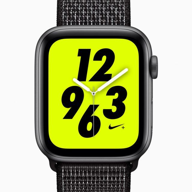 Apple Watch Nike wijzerplaten