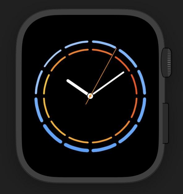 externe wijzerplaten Apple Watch 1