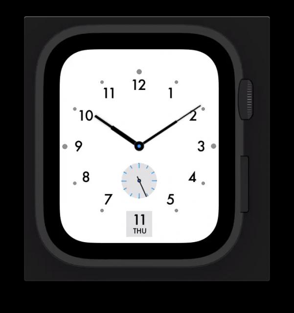 externe wijzerplaten Apple Watch 6
