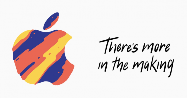Apple oktober event liveblog