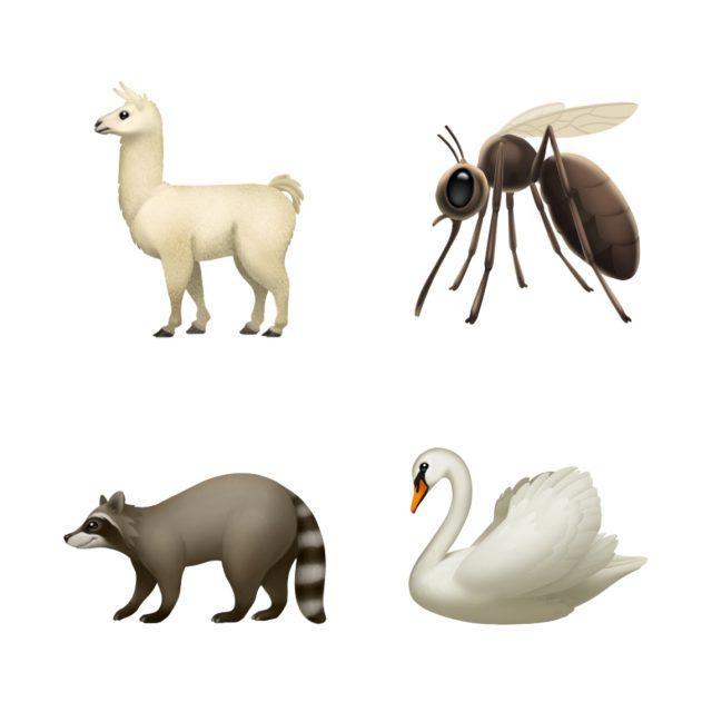 iOS 12.1 nieuwe emoji's