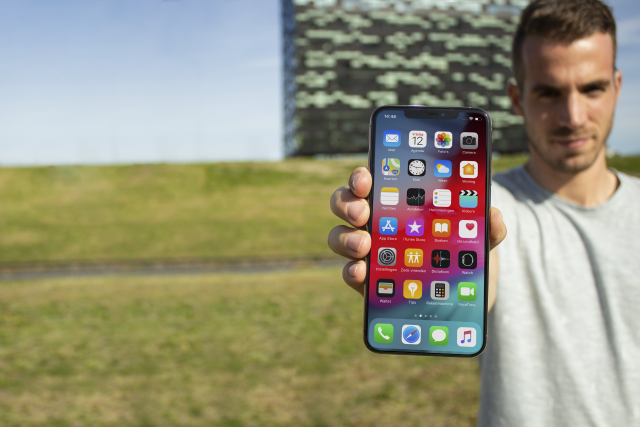 review iPhone XS Max