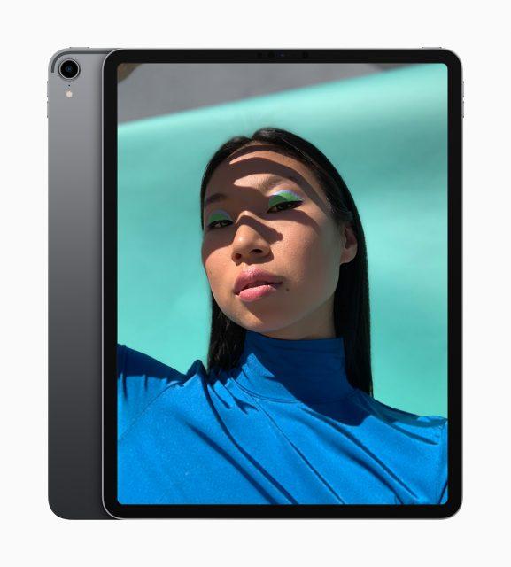 iPad Pro scherm