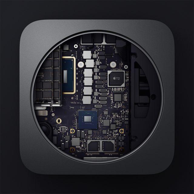 Mac mini 2018 hardware