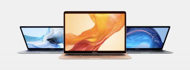 MacBook Air 2018 modellen