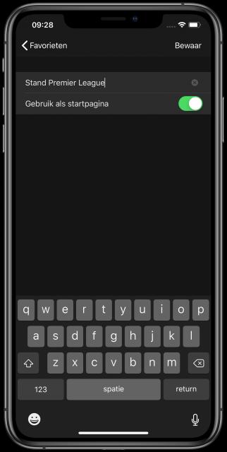 Teletekst startpagina