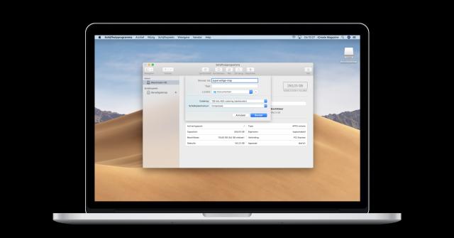 wachtwoorden Mac beveiligen