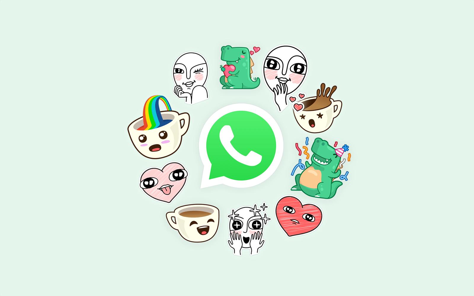 Nieuwe Whatsapp Stickers Versturen Zo Werkt Het Icreate Magazine