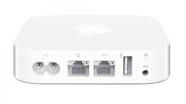 AirPort Express AirPlay 2 stap5