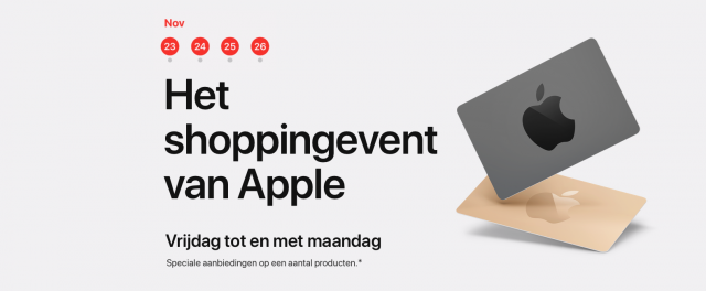 Black Friday Apple 2018