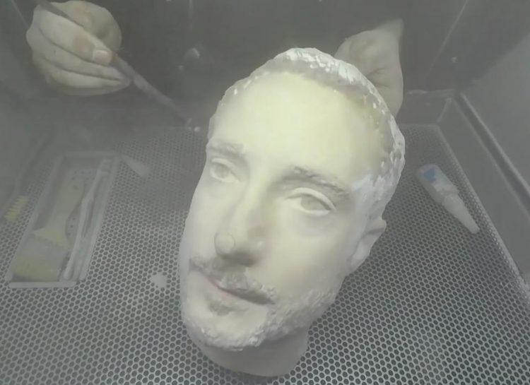 3d hoofd face id