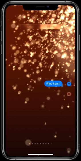 Kerstkaart digitaal maken iPhone
