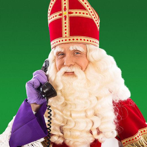Bellen met Sinterklaas