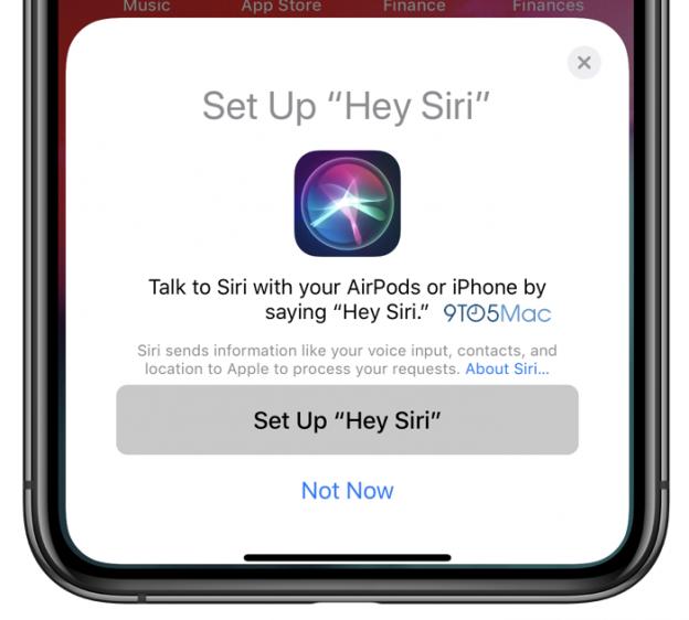 AirPods 2 Hé Siri