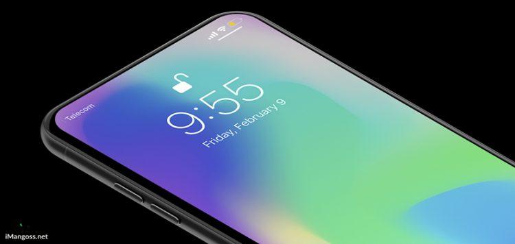 notch iPhone 2019