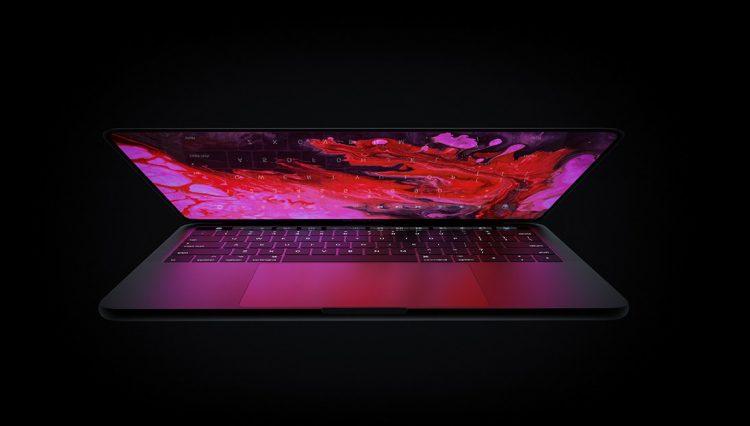 nieuwe MacBook Pro 2019 concept