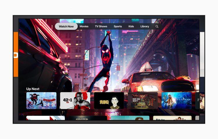 Apple TV+ en Apple Channels