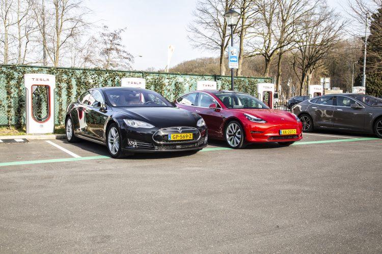Tesla Model 3 en Model 3