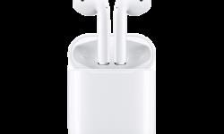 AirPods 2 met gewone oplaadcase
