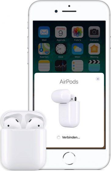AirPods verbinden iPhone