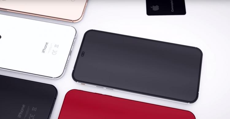 iPhone 11 zonder notch
