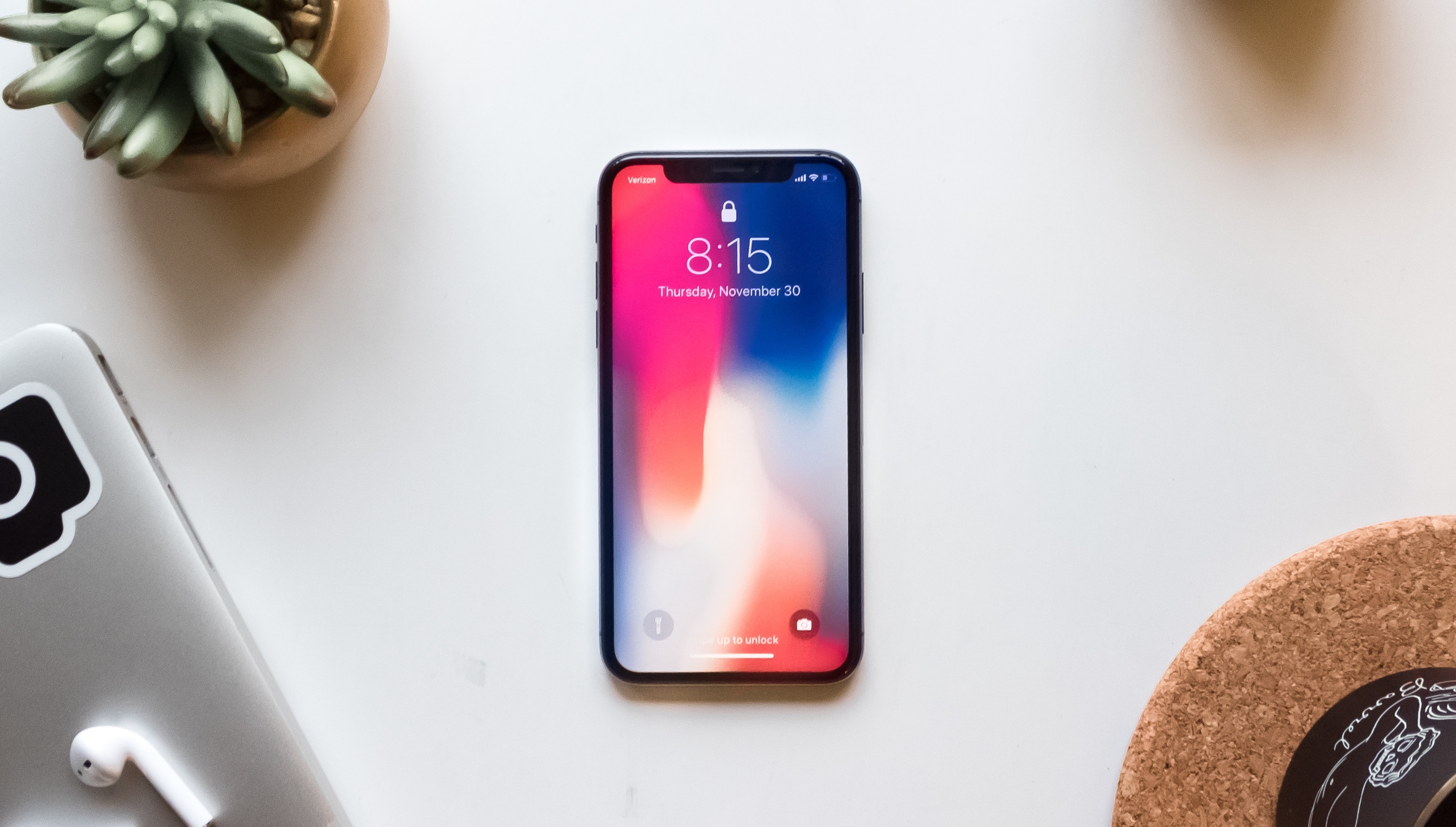 Rechte aansluiting app iPhone