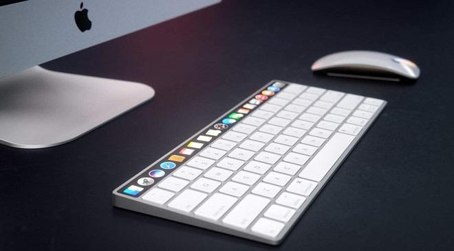 Magic Keyboard Touch Bar