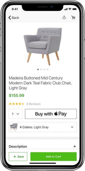 Apple pay betalen apps