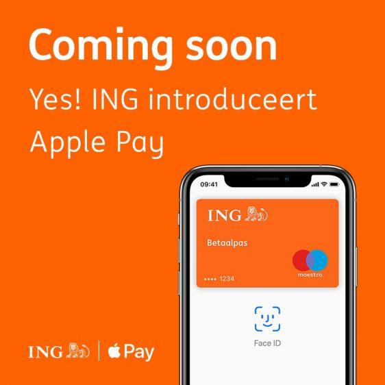 Apple Pay Nederland ING